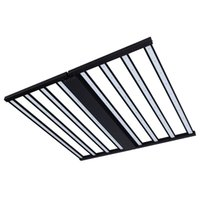 PPFD led grow lights Samsung LM281B Spider Dimmable 640w Full Spectrum Foldable Waterproof bar for indoor veg bloom