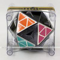 MF8 MAGGIO CUBE ICOSAHEDRON V4 cubo Adesivi a mezza corto Adesivi angolari Versione 20 Facce Puzzle Cubes Icosaix Eitan Star Star Professional Cube