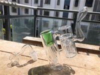 Navanges Bong Bong Glass Bongs Régiche Tuyau d'eau Marteau 6 ARM PERCOLATEUR DE PERCOLATEUR DE PERCOLATEUR DAB PIGES PIGNELS DE 18.8MM CYCLE Main