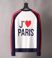21SS 남성 여성 디자이너 스웨터 Luxe Lattice 풀오버 남성 까마귀 긴 소매 활성 스웨터 자수 니트웨어 겨울 옷 채널 스웨터