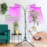 LED Grow Lamp 5V USB Full Spectrum Phyto For indoor Vegetable Flower Seedling Red Blue Light Floor Stand