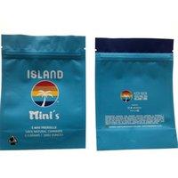 Fruit Cart Island Minis Pre-Roll حزمة حقيبة فارغة Edibles محلية تغليف أكياس Mylar Ljnyd