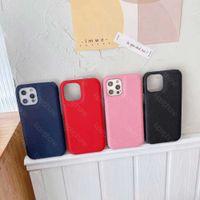 Fashion Designer Phone Case for iPhone 12 12Pro 12 Mini 11 11pro X Xs Max Xr 8 7 Plus Back Skin Cover Cases