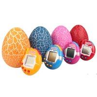 Tamagotchi Connection Dinosaur Surprise Egg Electronic Virtual Cyber Pet Kids Gift Toys FWF7517