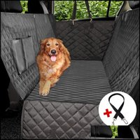 Ers Supplies Home & Gardenwaterproof Pet Dog Car Er Cat Mat With Side Flaps For Back Seat Drop Delivery 2021 H5Vaq
