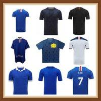 Jersey de fútbol 20 21 22 Camisa de fútbol a casa Tercer Gerrard Davis 55 Maillot de pie Retro Tailandia Kits