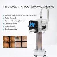 2021 Pico Laser Tattoo Removal Device Portable Picotech System PMU Eyebrows Remove Carbon Peeling Facial Rejuvenation Machine For Salon Use