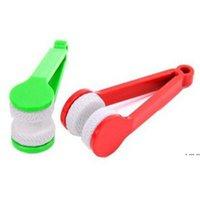 Ferramentas de limpeza doméstica Microfiber Microfiber Sun Óculos de limpeza de vidro Espetáculos Limpo Escovas Eyewear Lens Manter ferramenta HWB6452