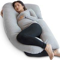 Подушка для беременности Подушка U-Fift Подушки для тела и одома для беременных для задней бедра Ноги живота для беременных женщин HH21-259