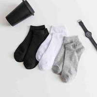 Mens Boat Socks Spring and Autumn Fashion New Letter Embroidered Athletic Socks Casual Men Breathable Sock Slippers Free Size