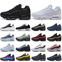Hombres Zapatillas para correr Mujeres Chaussures Triple Negro Blanco Mundo Neón Aqua Universidad Azul T T Criado Entrenadores al aire libre Deporte Zapatillas deportivas