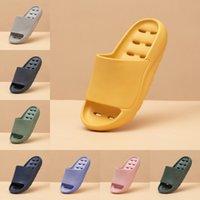 YouDiao EVA Ev Terlik Erkekler Banyo Ayakkabı Delik Sızdıran Sandalet Kapalı Erkekler Ayakkabı Duş Kadın Terlik Kaymaz Yaz Slaytları 1133 Y2