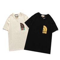 럭셔리 여름 티셔츠 망 디자이너 티셔츠 힙합 유명 브랜드 편지 인쇄 남자 스타일리스트 반팔 셔츠 크기 M-3XL