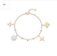Collana pendente multi-lettere vintage Ladies Golden Pearl Moon Star Horn Crescent collana collana gioielli nuovo