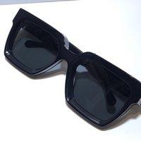 MILLIONAIRE Sunglasses For Women Summer style unisex Shiny Gold Anti-Ultraviolet Retro Plate Plank full frame fashion Eyeglasses Ra