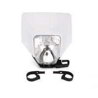 Kit de lampe à tête de tête de phare pour TC250 FC450 TE250 FE450 EXC Universal Moto