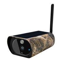 Hunting Trail Camera IR ليلة النسخة البرية كاميرات الحياة الشمسية IP تعمل بالطاقة PO Pro الفخاخ لونين