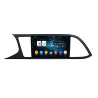 "4 GB + 128 GB 9 ""PX6 Android 10 Auto DVD Multimedia Head Unit Player für Sitz Leon 2019 2020 DSP Radio GPS Navigation Bluetooth 5.0 WiFi"