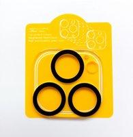 Mobiltelefon-Siebdrucklinsenschutzfolie HD kratzfester gehärteter Glasschützer zurück Geeignet für iPhone13 x0908c