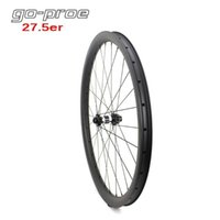 Rodas de bicicleta Go-proe DT Swiss 350 Series 27.5er / 650B MTB Wheelset Rim de Carbono Tubeless para Cross Country ou Toda a Roda da Montanha