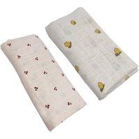 Одеяла Swaddling U7ee Baby Получение Одеяло Родился Мягкий Органический Хлопчатобумажный Платок Wrap Для Ванной Полотенце Младенца Коляска Сноус Постельные принадлежности