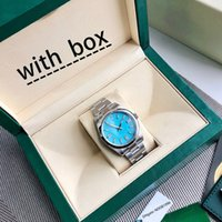 Top Men High Calidad Mecanica Mecánica Moda Moda Watch Watch 41mm Acero Inoxidable Luminoso Monte Monte Wrist Watch