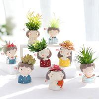 Plantas suculentas plantador de estilo europeo flor mini cactus flores olla navidad boda decoración decoración decoración artesanía dwf6235