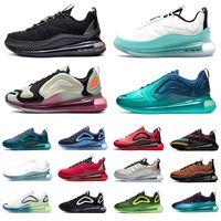720-818  720 ispa Volt Black Magma Mens Running Shoes Metallic Silver Bullet Clean White Aqua CNY 720s Uomo Donna scarpe da ginnastica Sneakers sportive