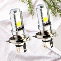 H4 / COB / 6W Superbright LED-Scheinwerfer Motorradlicht Elektrische Autoscheinwerferscheinwerfer