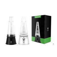 Original Authentic Leaf Buddi Wuukah Dab Rig E Cigarette Kit 3200mAh Vaporizer Dabber Device With LED Display For Wax Concentrate