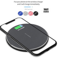 10W Qi Wireless Charger For iPhone 12 11 Pro Xs Max X Xr Fas...