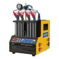Autoool CT160 Auto Kraftstoffinjektor Heizungsreinigungstestermaschine 4-Zylinder 110V 220V