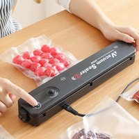 Vacuum Food kitchen tool Sealer Automatic Commercial Household Machine Include 10Pcs Packaging Bags