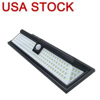 Solar Lamps Outdoor, 118 LED Motion Sensor Wall Street Lights IP65 Waterproof 270°, Wide Illumination Angle Easy Install Security Light for Driveway, Front Door, Yard