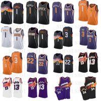 Devin 1 بوكر كرة السلة جيرسي كريس 3 بول رجالي ستيف 13 ناش 34 باركلي ديندي 22 ايتون قميص