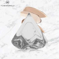 Yuemengzi 1pcs Trucco Spugna Diamante Diamante Acqua-Drop Shaped Beauty Beauty Beauty Color Cosmetic Blender all'ingrosso prezzi bassi sbuffi 210625