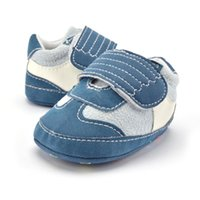 First Walkers Cotton Ankle Baby Shoes Boots Canvas Soft High Crib Sneaker