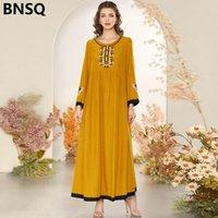 Plus Size Turkish Dresses Abaya Dubai Hijab Abayas Muslim Dress Women Islamic Clothing Kaftan Caftan Marocain Vestidos Largos