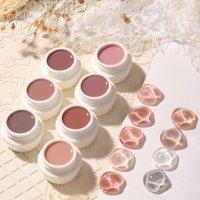 Nail Gel 3pcs Jelly Pink Polish Varnish 16 Colors Opal Nude Color Shiny Translucent Soak Off UV LED Art Manicure Lacquer