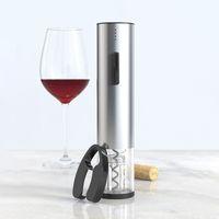 Abridores automáticos Abridor de garrafas de vinho elétrico de vinho elétrico de aço inoxidável elétrica de aço inoxidável abridor de aço inoxidável