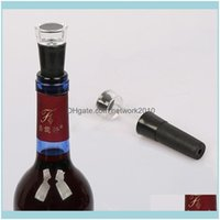 Tools Barware Kitchen, Dining Bar Home & Gardenwine Red Champagne Bottle Preserver Stopper Sealed Saver Wine Vacuum Air Pump Sealer Bh1704 T