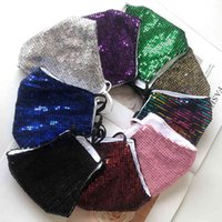 Statment for Fashion Veil Circle Women Rhinestone Jewelry Bling Crystal Decoration Mask Elastic Cord Prom Party OHI6