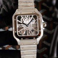 TWF Tom Holland Dumont Saatler WHSA0007 WHSA0015 İsviçre Ronda 4S20 Kuvars Erkek İzle WHSA0008 İskelet Arama Paslanmaz Çelik Bilezik HWRX Hello_Watch E262