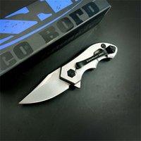 Folding Knife ZT0022 Cpm-20cv Surface Steel Blade Carbon Fiber Handle Outdoor Hunting Camping EDC Pocket Tool Gift For Men