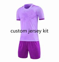 Thai quality Custom soccer jerseys or football jersey casual wear orders, note color and style, contact customer service to customize name number short sleeves the 605