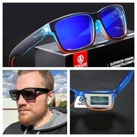 KDEAM رجل المرأة الرياضة النظارات الشمسية عبر الحدود مربع في الهواء الطلق ملون النظارات الشمسية عالية الوضوح الاستقطاب اللون تغيير نظارات سائق