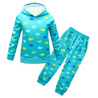 2pcs set Cosplay Boys Long Sleeve Sweater Hoodie + Trousers Children's Casual Set Kids Clothing