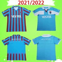 Türkei 2021 2022 Trabzon Fussball Trikots 21 22 Erwachsene Mens Uniformen Home Away Dritter Football Shirts Kit S-2XL