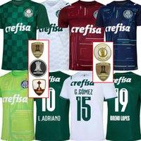 Top Quality 21 22 Palmeiras Soccer Jersey Home Green Dudo G.Jesus Jean Alecsandro 2021 Allione Cleiton Xavier Football Shirts Uniformes
