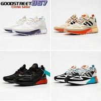 ZX 2K aumenta la sneaker per gli scarpe da corsa da uomo Mens scarpe sportive scarpe da donna da donna Sport Sport Chaussures Jogging Man Trainer donna Trainer